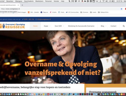 Website ooregisseur