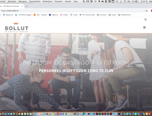 Website Sollut